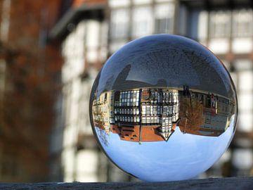 Burgplatz Braunschweig, glazen bollenfotografie van RaSch_Design