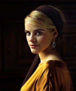 Vermeer #1 von Caren Huygelen