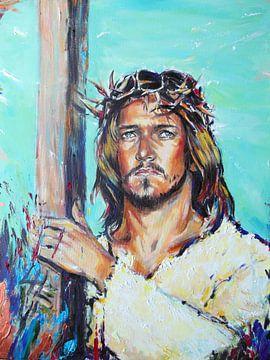 Jesus Christ van Lucia Hoogervorst