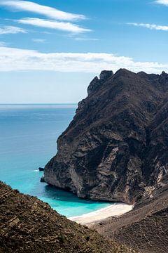 Het verborgen strand, Dhofar, Omam van The Book of Wandering