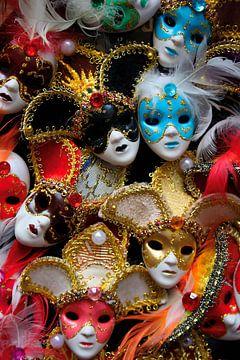 Maskers voor Carnaval of Feest von e-STER design