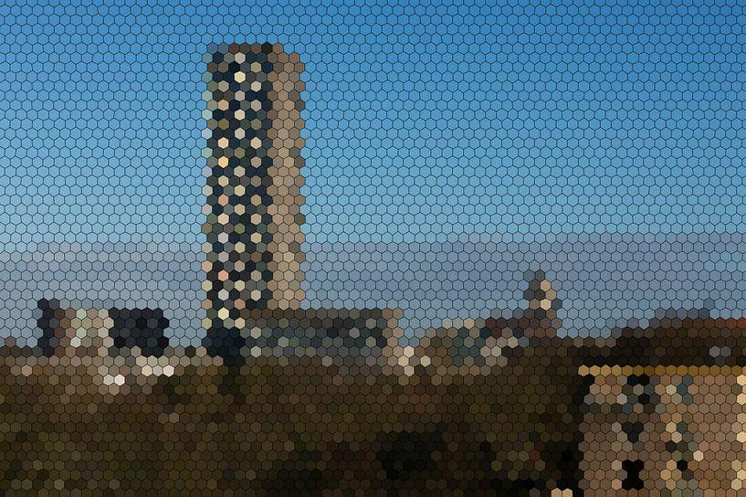 Pixel Westpoint Tilburg van Richard van den Hoek