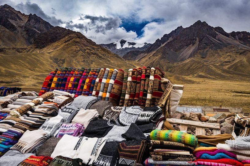 Peruaanse Andes van Ronne Vinkx