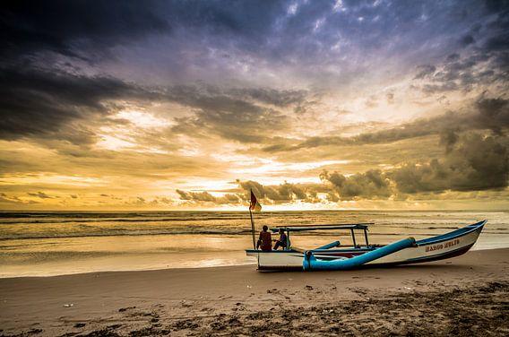 See the sun set van Lex Scholten