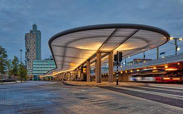 Busbahnhof von Paul Lagendijk