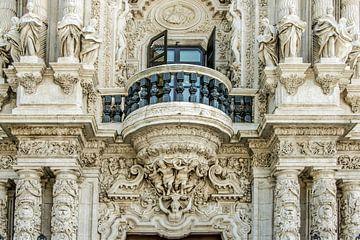Balkon van Harrie Muis