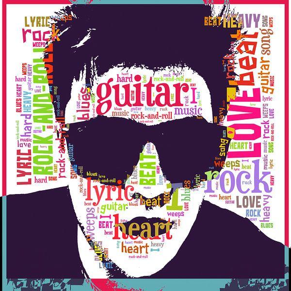 I love rock-and-roll von Lida Bruinen