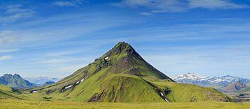 Green Iceland von Sander van der Werf