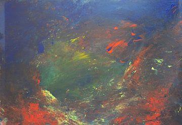 De Andromeda nevel van Didden Art