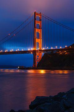 Golden Gate Bridge van Denis Feiner