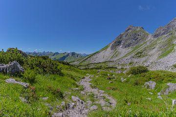 Hiking trail van Walter G. Allgöwer