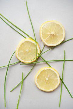Gelbe Früchte