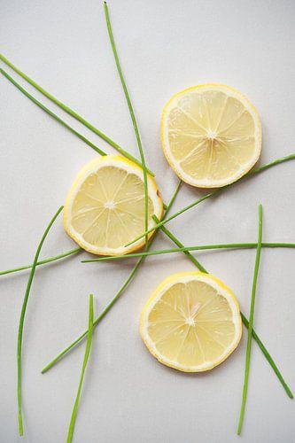Geel Fruit van