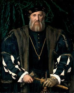 Hans Holbein.Charles de Solier