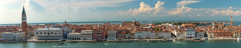 Venedig Panorama von Andreas Müller
