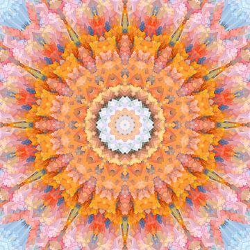Mandala-lente van Marion Tenbergen