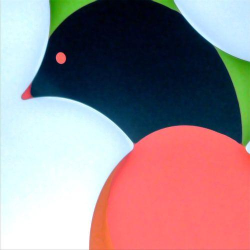 broedvogel van Peter Norden