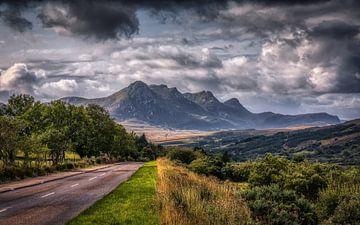 In den schottischen Highlands von Mart Houtman