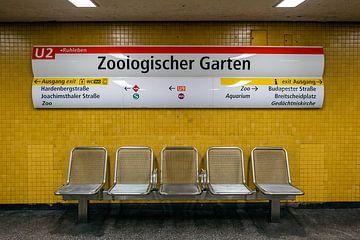 Jardins zoologiques de Bahnhof sur Evert Jan Luchies