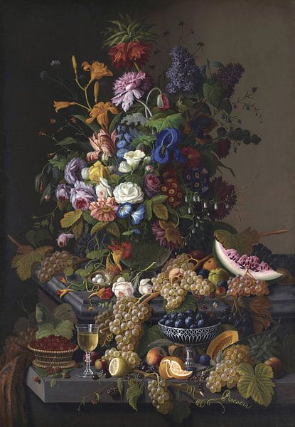 De overvloed van de natuur, Severin Roesen van Meesterlijcke Meesters