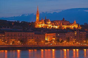 Budapest, Hungary  van Gunter Kirsch