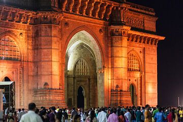 Gateway of India, Mumbai sur Jan Schuler