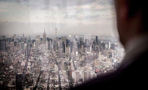 Midtown Manhattan, New York van