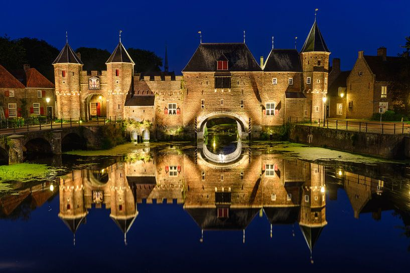 Amersfoort reflections sur Sjoerd Mouissie