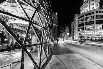 Eindhoven Blob by Night van Edwin van Aalten