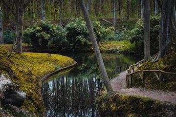 Along the river van Merel Pape Photography