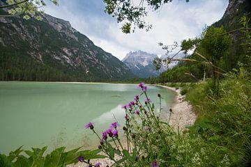 Italien lac Lago di Dobbiaco sur Kristof Ven