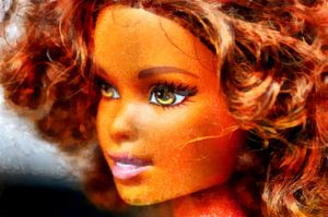 Barbie portret