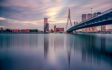 Skyline Rotterdam sur Michiel Buijse