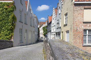 Straatje in Brugge von