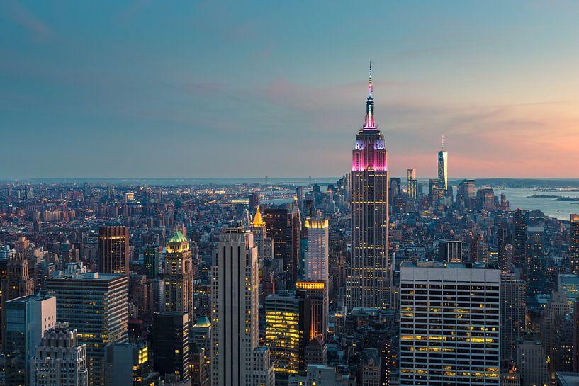 NEW YORK CITY 10 van Tom Uhlenberg