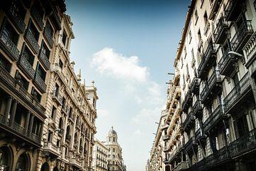 Barcelona von Klaas Leussink