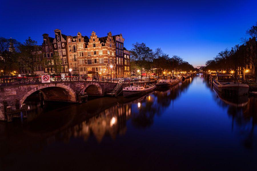 Papiermolensluis Amsterdam 2 van Joram Janssen
