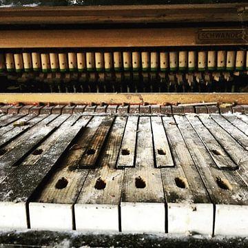 Piano van Luke Bulters