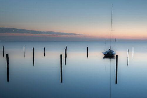 Stilte na zonsondergang