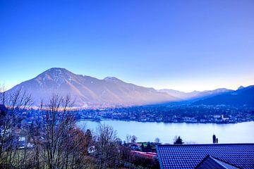 Les montagnes en vue sur Roith Fotografie