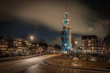 Kirche in Amsterdam von Sabine Wagner