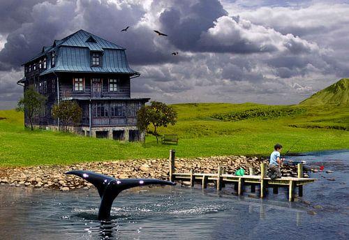 Haus am See van