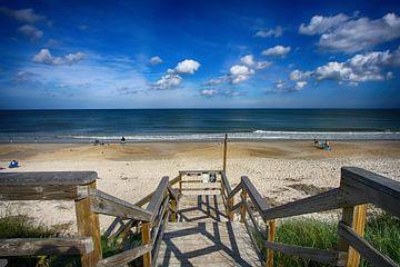 Ein Tag am Strand von Yvonne Smits