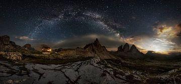 Galaxy Dolomiten, Ivan Pedretti von 1x