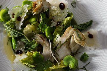 Artisjok salade van