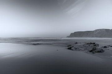 Ruhe an der Küste von Jacqueline Lemmens