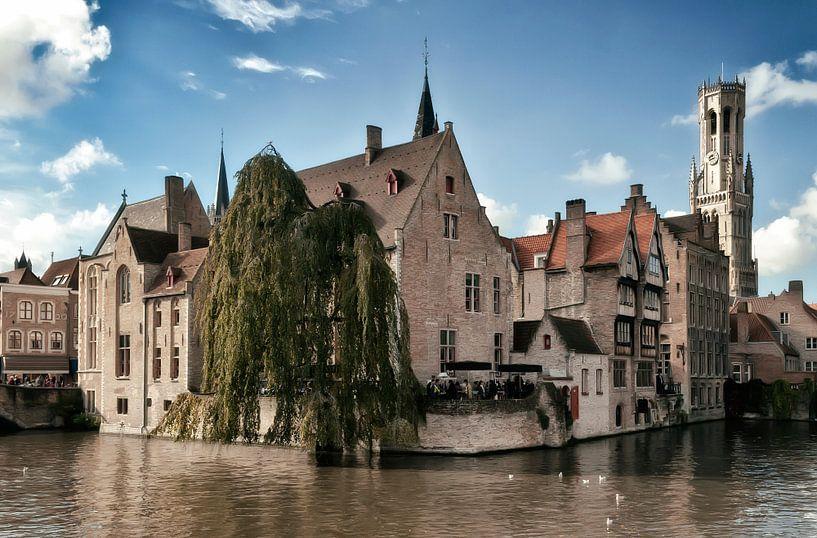 Brugge, stad van de liefde van Ellen Driesse