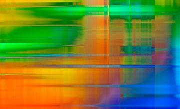 Neon Graphics landscape van ART Eva Maria