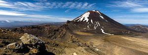 Tongariro Alpine Crossing - Nieuw Zeeland