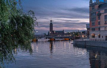 Stadhuis Stockholm Zweden van Henry van Schijndel
